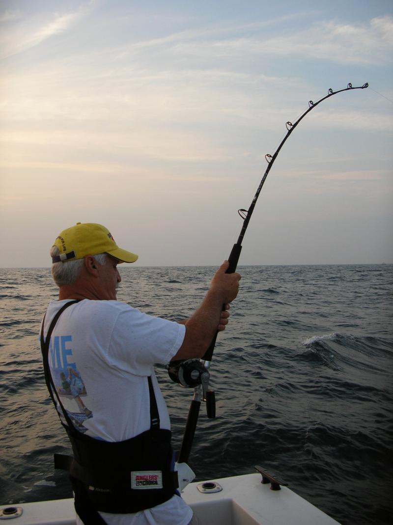 Stalker fishing charters more fishing photos videos for Tuna fishing charters nj